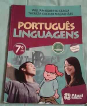 Livro de português 7 ° ano R $ 50