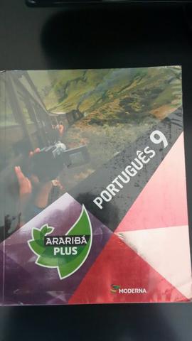 Livro de português 9 ano