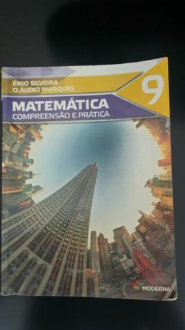 Livro matemática 9 ano