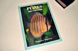 Livro peixes ornamentais
