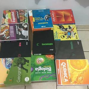 Livros Escolares para 1°, 2° e 3° ano