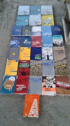 Livros diversos para Graduação e Técnico