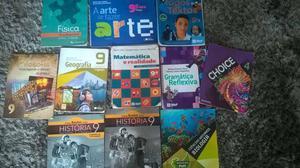 Livros para o 9º ano