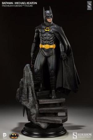 Batman Premium Format Sideshow Michael Keaton