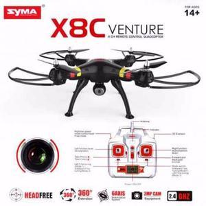 Drone Syma x8c Preto com Camera FPV