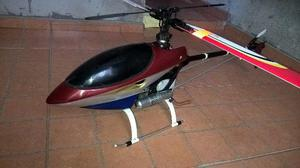 Helicoptero rapitor 30 a combustao