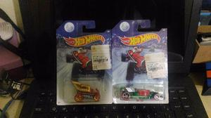 Hot Wheels Holyday Hot Rods (Especial de Natal)