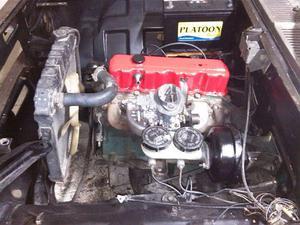 Motor 4 cilindros opala, pague no cartão. troco por smart