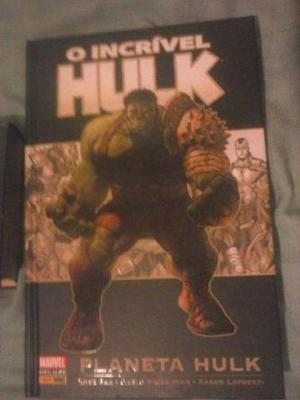 Planeta Hulk - Capa-dura - Panini - Edição Definitiva