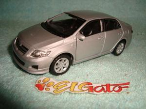 Welly Top Home Toyota Corolla Nex Models Die-Cast Model 1:43