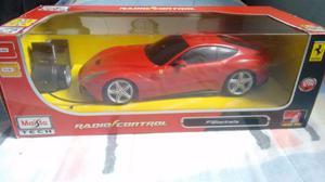 Carrinho De Controle Remoto Ferrari F12 Berlinetta 1/14
