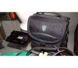 Filmadora Sony Handycam dcr SR42 Camera com HD interno de 30