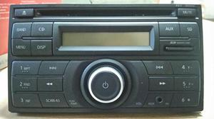 Radio CD PLAYER Original Nissan Livina, March, Tiida,