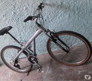 bicicleta caloy t type aro 26 com 21 marchas toda aluminio