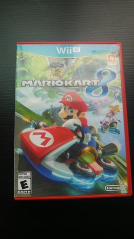 Jogo Mario Kart 8 para Wii U
