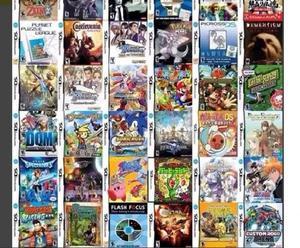 Jogos de Nintendo DS e Snes R4 Com  Jogos P/ DS, DS