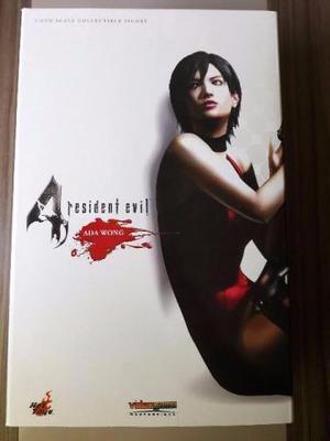 Promoção Ada Wong Hot Toys Residente Evil Colecionável