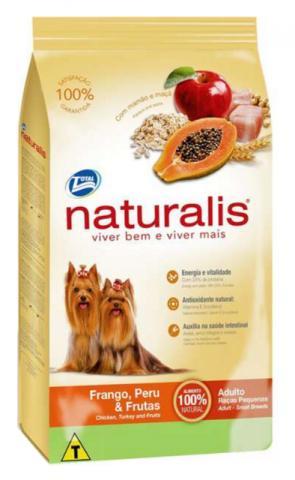 Ração Naturalis Cães de Raças Pequenas 15 Kg