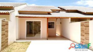 Casa com 2 quartos em Itaipuaçu com churrasqueira