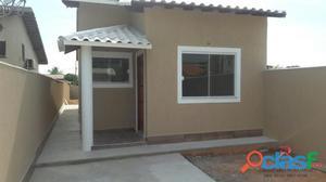 Casa em Itaipuaçu com 2 quartos