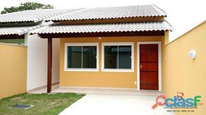 Casa em Itaipuaçu com 2 quartos e churrasqueira