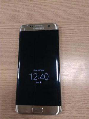 Celular Samsung Galaxy S7 Edge Sm -G935f Dourado