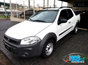 Fiat Strada Working 1.4 2014 / 2015 Branco Flex 3P Manual
