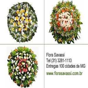 Floricultura Belo Horizonte Coroas de flores velório e