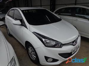 Hyundai HB20S Comfort Plus 1.6 2013 / 2013 Branco Flex 4P