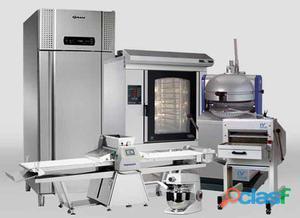 Manutenção e reparos em equipamentos de padarias e