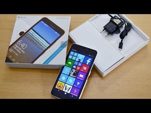 Nokia Lumia 640XL Dual [r$  a Vista (ou Até 6X