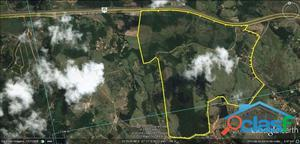 Área INDUSTRIAL de 2.800.000 m2 na Rodovia Castello Branco