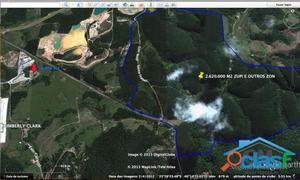Área industrial perto da Ayrton Senna