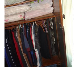 Guarda roupas 5 portas