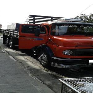 MB 1113 ANO 77 CARROCERIA MADEIRA DE 8.5 MTRS