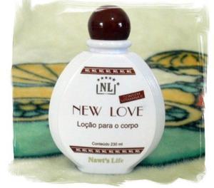 New Love Loção Hidratante para o Corpo - *Nawts Life*