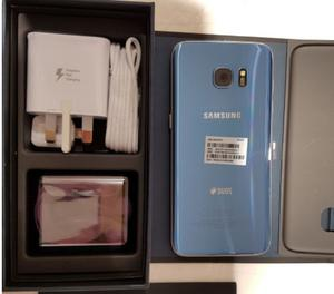 Novo Samsung Galaxy S7 Edge desbloqueado nunca usado