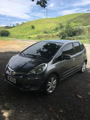 Honda Fit EX  Automático Único Dono -