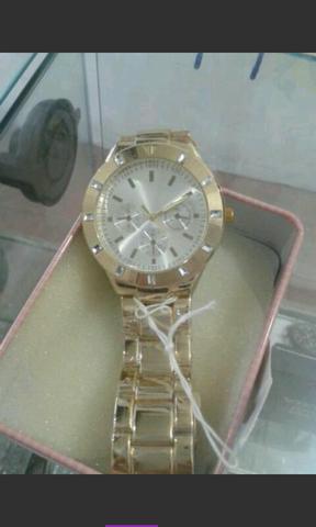 95f955a14f5 Relógio haixia feminino novos
