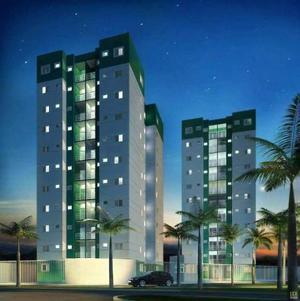 Apartamento 2 dormitórios - Portal Mantiqueira