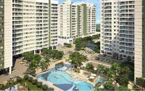 Apartamento - Condomínio Vila das Fontes - 2 Quartos com