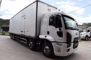 Ford Cargo  Com 4° Eixo -