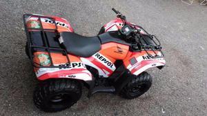 Quadriciclo fourtrax -