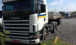 Scania xkms Original!!! 2°Dono