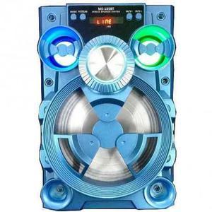 Som com Bluetooth, Usb Pen Drive Mp3 Radio