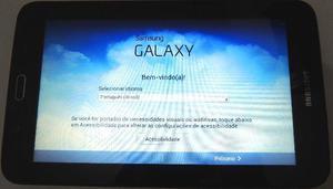 """Tablet Samsung Tab 3 Lite 8Gb, Tela 7"""""""