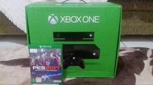 Xbox One 500GB + Pes  - Aceito troca