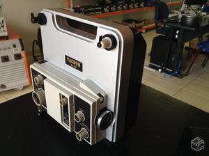 Projetor de Filmes 8mm Tacnon 600S - Antiguidade
