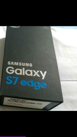Samsung Galaxy S7 Edge 32 GB Platinum Gold (Dourado)