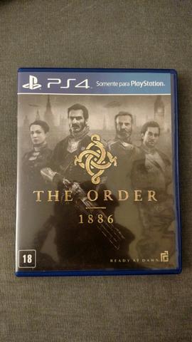 The Order  PS4 - Mídia Física